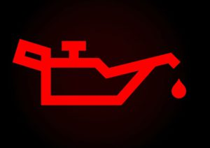 Oil Change Dashboard Light